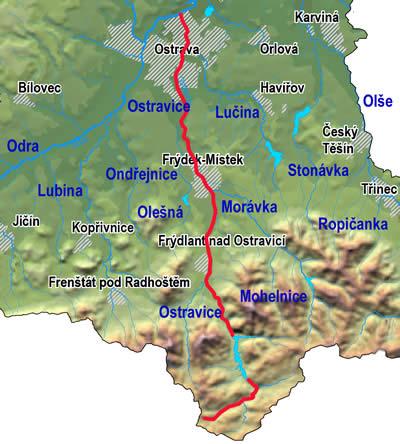 Online datování mírové řeky